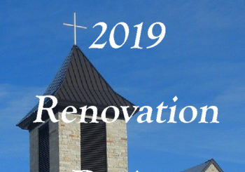 2019 Lower Level Renovation Project