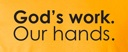 """God's Work. Our Hands."" October 14, 12:00 – 3:00 pm"