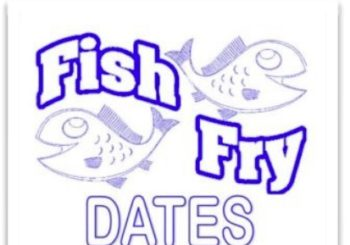 Galilee & Lutherdale Family Fish Fry Fridays: June 30, July 28 and August 11
