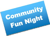 Galilee Community  Fun Night, Thursday, August 16, 6:00 – 8:00 pm