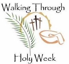 "Palm Sunday ""Way of the Cross"", 11:45 am to 1:30 pm"