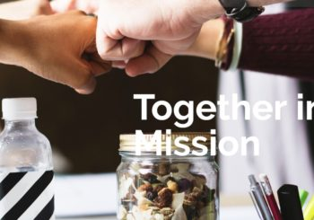 Together in Mission Event, Saturday, February 16